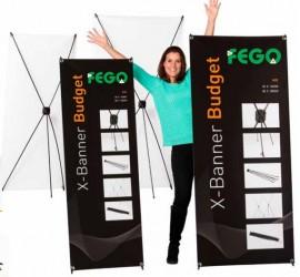 X Banner Budget