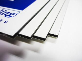 Aluminium sandwichplaat 4mm