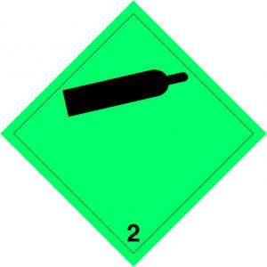 Klasse 2: gas logo