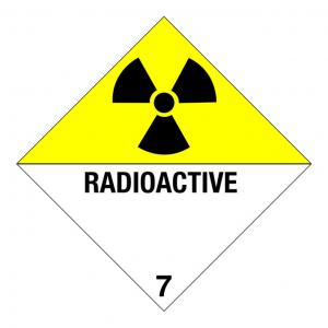 Klasse 7: radio-actief logo