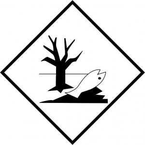 Milieugevaarlijke stoffen logo