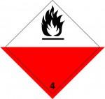 4.2 Voor zelfontbranding vatbare stoffen zonder tekst logo