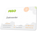 PVC Naamkaartjes logo