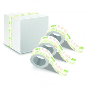 Bedrukte kleefband logo