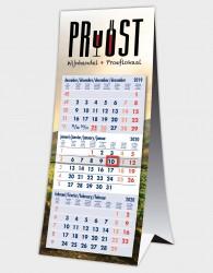 Bureaukalender 3 maanden