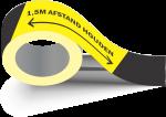 Afstandtape logo