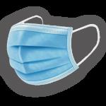 Beschermingsmasker logo