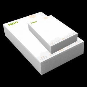 Briefpapier logo