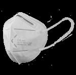 Beschermingsmasker KN95 - FFP2 logo